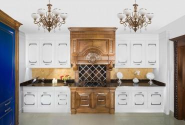Распродажа выставочных образцов кухонь с 50% скидкой!